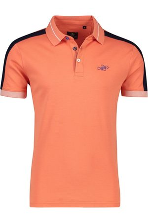 New Zealand Heren Poloshirts - Oranje polo heren NZA Never