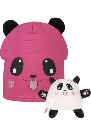 Hoedshop Mutsen - Pepa the Panda Kindermuts