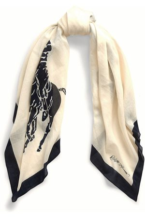 Polo Ralph Lauren Dames Sjaals - Dames sjaal signature pony cotton scarf 455838325