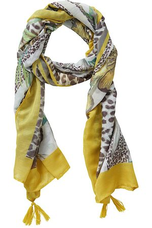Betty Barclay Dames Sjaals - Shawl 32222377 Midden -print