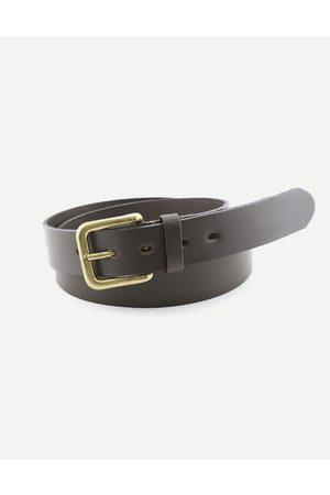 Pioneros Heren Riemen - Heren Plain Polo Belt