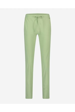 LaDress Dames Slim & Skinny broeken - Kleding Broeken & jeans Broeken Slim & skinny broeken Valencia Jersey lycra broek