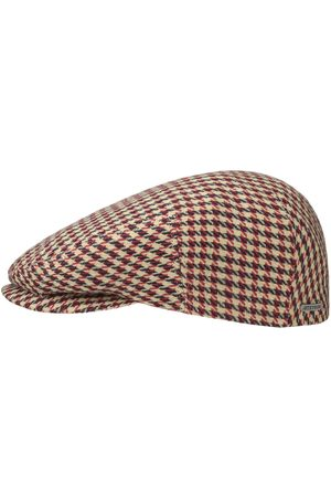 Stetson Heren Petten - Kent Coloured Houndstooth Pet by