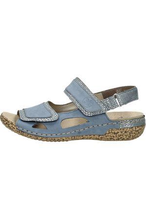 Rieker Dames Sandalen - Comfortabel