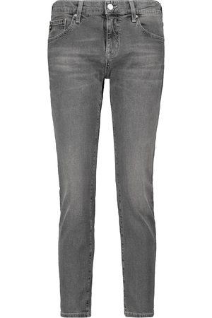AG Jeans Ex-boyfriend mid-rise jeans