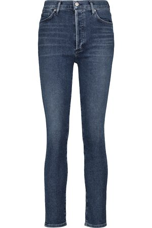 Citizens of Humanity Olivia high-rise slim jeans
