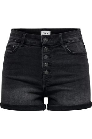 ONLY Dames Shorts - Jeans 'HUSH