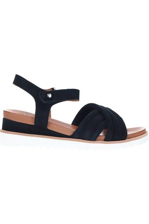 Ara Dames Sandalen - Sandaal Blauw