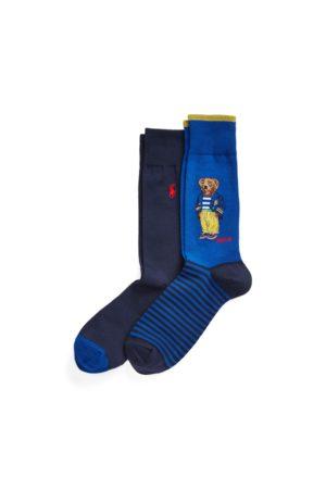 Polo Ralph Lauren Heren Sokken & Kousen - Polo Bear Crew Sock 2-Pack