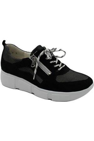 Waldlaufer Dames Sneakers - 735001 wijdte H