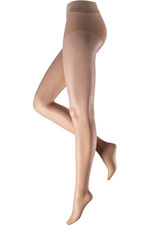SiSi Dames Panty's & Maillots - Panty make up effect 15 havana