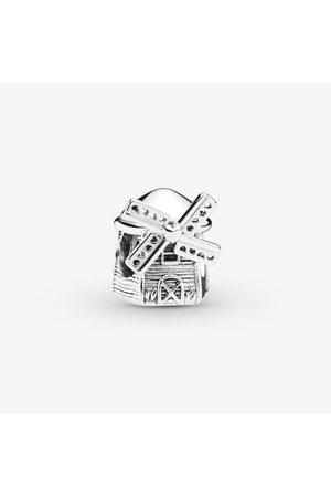 PANDORA Windmill Bedel, Sieraden uit Sterling zilver, No stone, No color, 798126