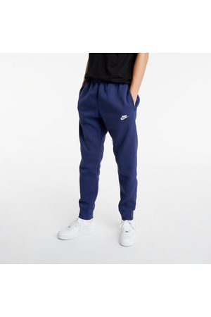 Nike Sportswear Club Joggers BB Midnight Navy/ Midnight Navy/ White