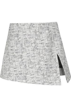 COPERNI Tweed miniskirt