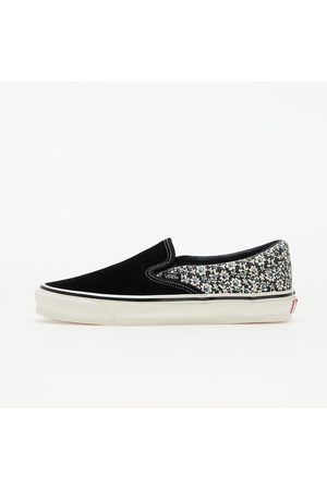Vans OG Classic Slip-On LX (Micro Daisy) Black