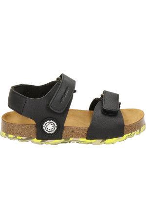 Develab Jongens Sandalen - Dit sandaaltje is lekker basic maar heeft een opvallende zool wat zorgt voor een stoere look. sandalen