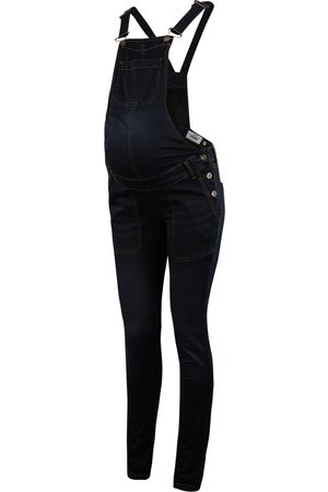 Love2wait Tuinbroek jeans 'Salopette