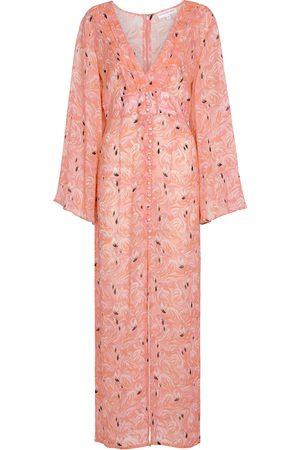 ALEXANDRA MIRO Exclusive to Mytheresa – Alexa printed maxi dress
