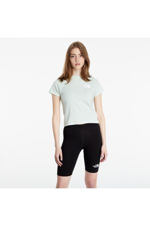 The North Face W Coordinates SS Tee Green Mist