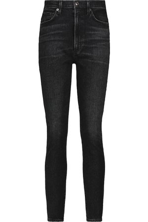 AGOLDE Pinch high-rise skinny jeans