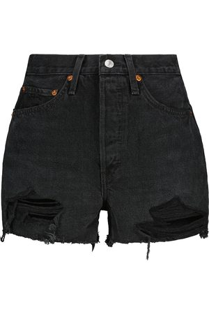 RE/DONE 50s Cutoff denim shorts