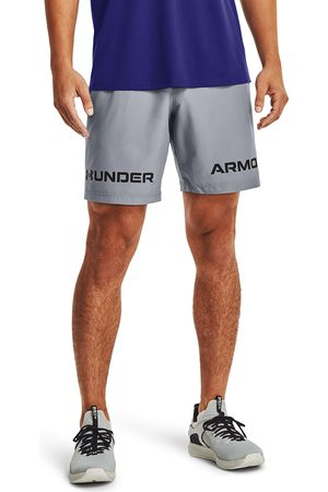 Under Armour Woven Graphic Wm Short Gray