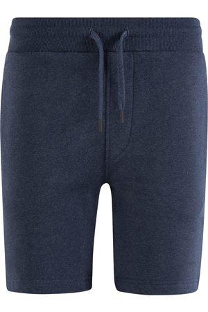 SOC13TY Heren Shorts - SOCI3TY Shorts Heren Donkerblauw Organic Cotton