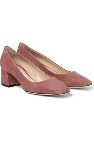 Jimmy Choo Dianne 45 suede pumps