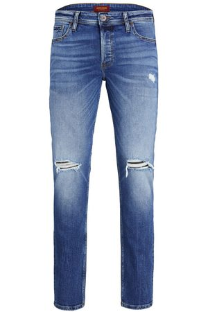 JACK & JONES Tim Originele Spk 001 Slim/straight Fit Jeans Heren