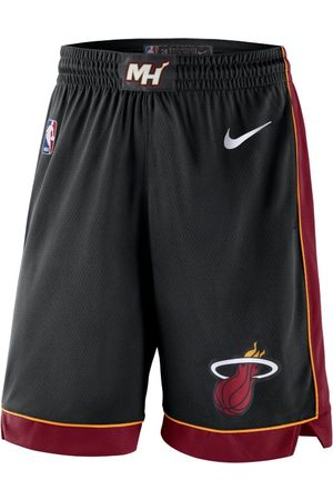 Nike Heren Shorts - Miami Heat Icon Edition Swingman NBA-herenshorts