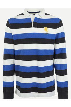 Black&Blue 1871 Heren 1871 Addison Rugby Shirt