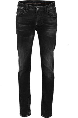 Tigha Heren Jeans Morten 92113 stone wash (vintage black)