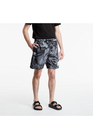 Jordan Flight Printed Poolside Shorts Black
