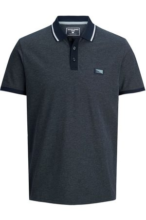 JACK & JONES Contrasterende Pique Polo Heren