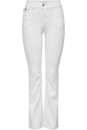 ONLY Onlebba High Waist Flared Jeans Dames