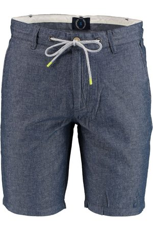Bos Bright Blue Stanley chino short w. cord 21109st05sb/268 jeans