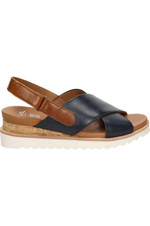 ARA Dames Sandalen met sleehakken - Valencia sandalen