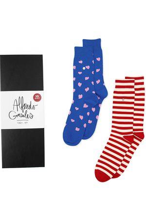 Alfredo Gonzales Sokken & Kousen - Mothers day 2-pack giftbox