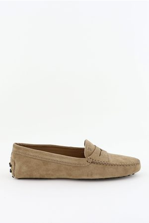 Tod's Dames Loafers - Loafers Gommini XXW00G00010 bruin