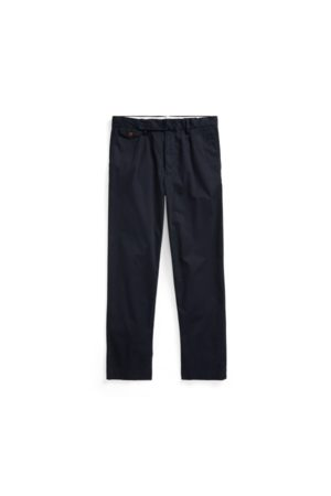 Polo Ralph Lauren Heren Slim & Skinny broeken - Stretch Slim Tapered Fit Pleated Trouser