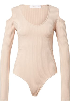 Femme Luxe Dames Bodysuit - Shirt body 'FERN