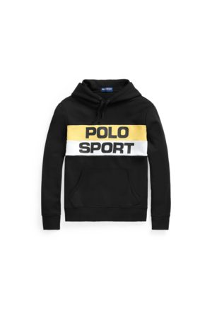 Polo Ralph Lauren Colour-Blocked Polo Sport Fleece Hoodie