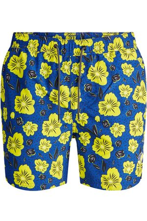 JACK & JONES Disty flowers zwemshort