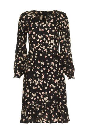 SET Dames Geprinte jurken - Jurk met bloemenprint Hip