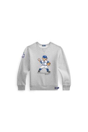 BOYS 6-14 YEARS Ralph Lauren Dodgers Pullover