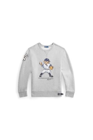 BOYS 6-14 YEARS Ralph Lauren Yankees Pullover