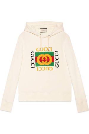 Gucci Oversize sweatshirt with logo