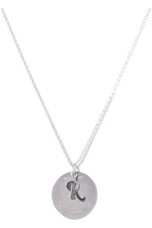 RAF SIMONS Children Of The Revolution Necklace - Womens - Silver