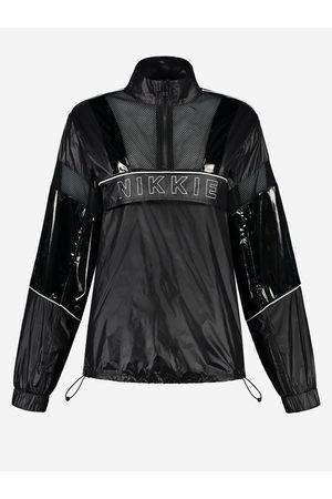 NIKKIE by Nikkie Plessen Dames Jacks - JACK MET -LOGO 32 / Black