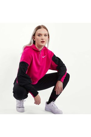 Nike Icon Clash Over The Head - Dames Hoodies